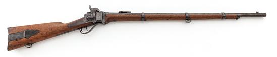 Sharps Model 1859 ''Straight Breech'' Perc. Military Rifle