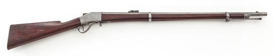 Antique Sharps-Borchardt Model 1878 Military Rifle