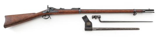 Springfield Model 1873/1877 Infantry Rifle