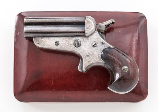 Antique Sharps No. 4-B 4-Barrel Pepperbox