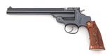 S&W 3rd Model Perfected Target Pistol