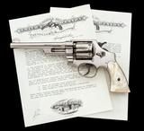 S&W 1st Model Hand Ejector (Triplelock) Revolver