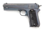 Colt High Polish Model 1903 Pocket Hammer Pistol