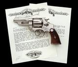 S&W 3rd Model (Wolf & Klar) Model of 1926 Revolver