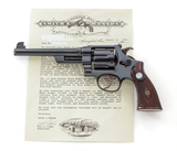 S&W 3rd Model Hand Ejector Revolver