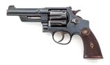 S&W Pre-War Registered Magnum Revolver