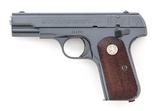 Colt Model 1908 Semi-Automatic Pistol