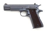 Pre-War Colt Ace Semi-Automatic Pistol