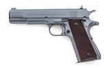 Colt Super Match 38 Semi-Automatic Pistol