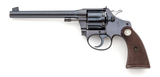 Pre-War Colt Target Police Positive Revolver