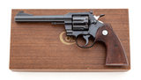 Post-War Colt Officer's Model Match Revolver