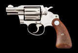 Colt Cobra (1st Issue) Double Action Revolver