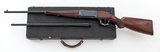 Cased Two-Barrel Savage Model 1899 Takedown Rifle