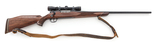 Sauer Weatherby MK V Bolt Action Rifle