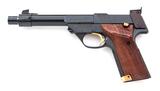 High Standard Supermatic Trophy Series 107 Pistol