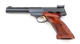 Belgian Browning Medalist Semi-Auto Pistol