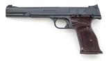 S&W Model 46 Semi-Automatic Pistol