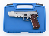 Scarce Sig Sauer P220 Sport Semi-Automatic Pistol
