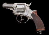 Antique Lg-Bore Tranter ''Bull Dog'' Style Revolver