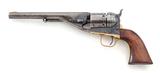 Colt 1861 Navy Factory Altered Revolver