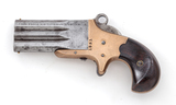 Antique Frank Wesson 2-Barrel ''Watch Fob'' Pistol