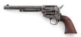 Antique Colt 1873 Single Action Army Revolver