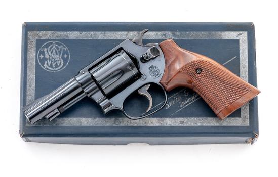 S&W Model 36 Chief's Special Revolver