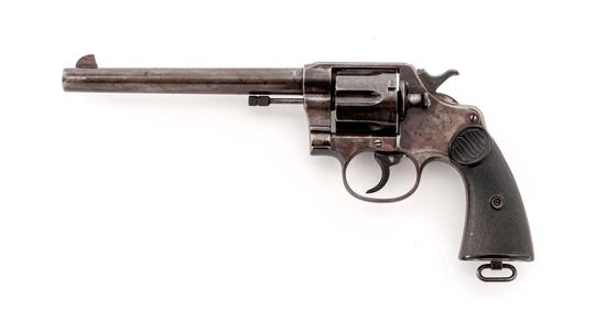 Colt New Service Double Action Revolver