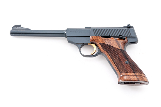 Belgian Browning Challenger Semi-Automatic Pistol