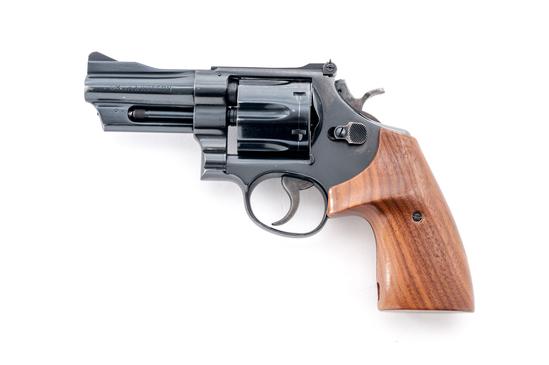 S&W Model 27-2 Double Action Revolver