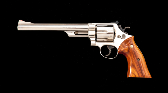 Factory Refinished S&W Model 57 Revolver