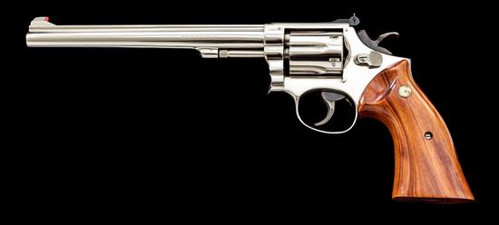 S&W Model 48 K-22 MRF Masterpiece Revolver