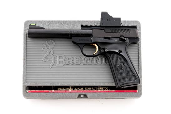 Browning Buck Mark Semi-Auto Pistol