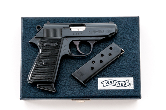 Walther Model PPK/S Semi-Automatic Pistol