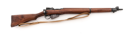 Canadian No. 4 Mk 1* Lee-Enfield Bolt Action Rifle