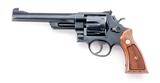 S&W .38/44 Heavy Duty Model of 1950 Revolver