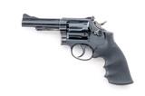 S&W K-38 Double Action Revolver