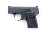 Baby Browning Semi-Automatic Pistol