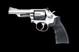 S&W Model 66-2 Combat Magnum Revolver