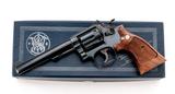 S&W 17-4 K-22 Masterpiece Double Action Revolver