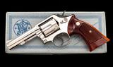 S&W Model 13-1 M&P Double Action Revolver