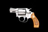 S&W Model 60 Chief's Special Revolver
