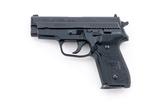 Sig Sauer Model P229 Semi-Auto Pistol