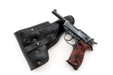 WWII German Mauser P.38 byf-44 Semi-Auto Pistol