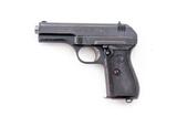WWII German Proofed CZ  M.27 fnh Semi-Auto Pistol