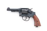 U.S. Navy marked S&W Victory Model Revolver