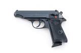 Bavarian Police marked French Manurhin PP Pistol