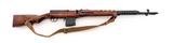 Soviet SVT Semi-Automatic Rifle
