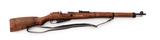 Finnish M39 Mosin-Nagant Bolt Action Rifle