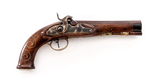 Antique French Perc. Belt Pistol